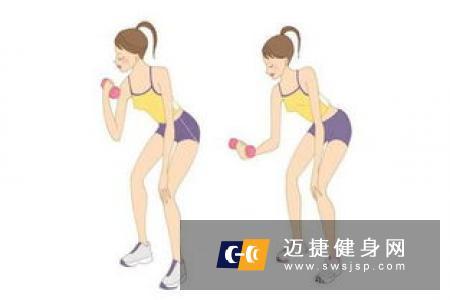 哑铃练肩部肌肉的方法有哪些