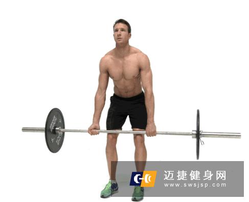 V型倒三角的背部肌肉最佳训练计划